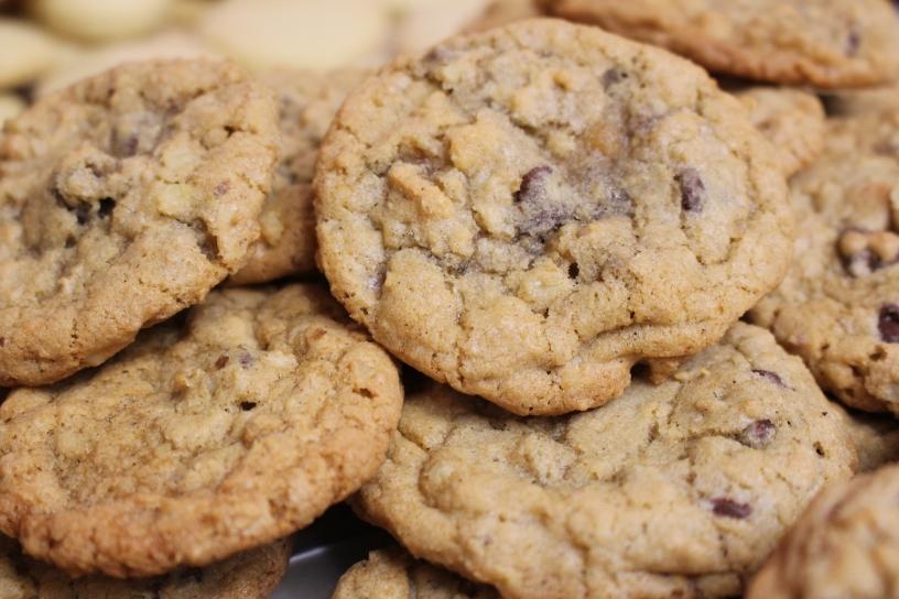 double tree cookies